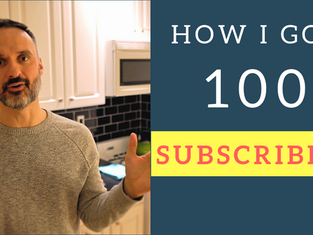 Get 100 Subscribers on Youtube - How I Did It!