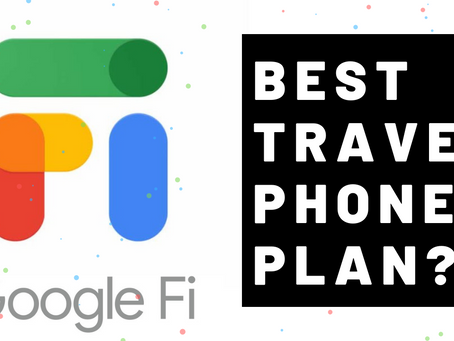 Google Fi Review Update:  What Do I Think After 4 Months of International Travel
