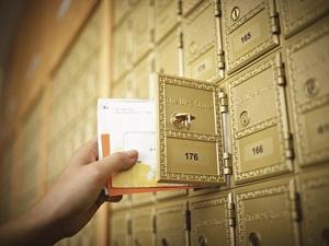UPS Personal Mailbox