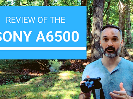 Amateur Vlogger's Review of the Sony a6500
