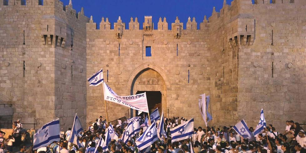 Fête israélienne de Yom Yerushalayim