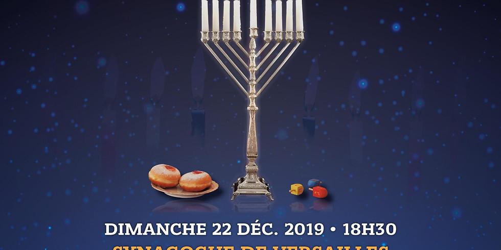 Fête de Hanoucca