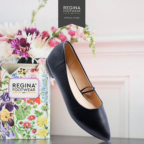REGINA Pointed Flat Shoes 1808-204