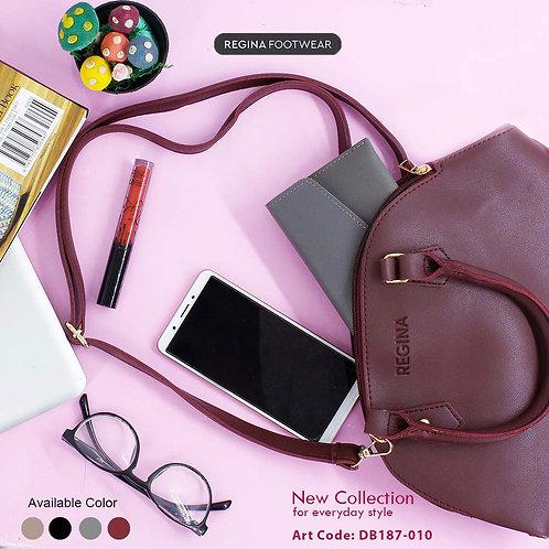 Regina Footwear - Stylish Handbag Tas Wanita Selempang DB187-010