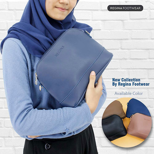 REGINA - Shoulder Bag / Clutch Tas Wanita DB187-006