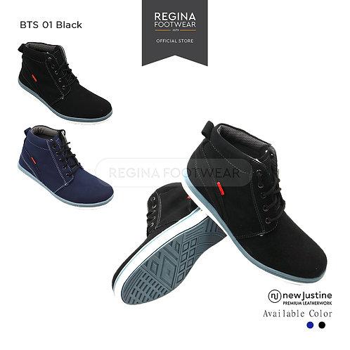 NEWJUSTINE Boots Man Shoes BTS 01