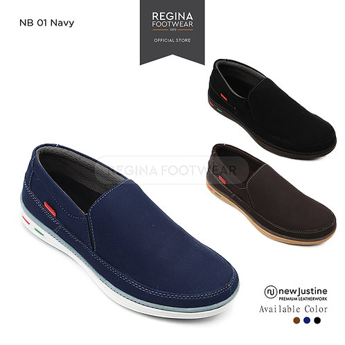 NEWJUSTINE Formal Man Shoes NB 01