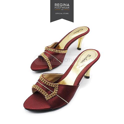 Beatrice Sandal Heels Wanita M 706 Hak 7 Cm - Size 36/40