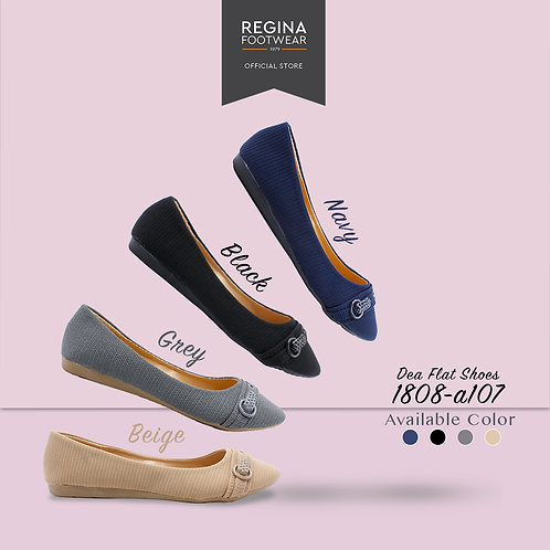Dea Woman Flat Shoes 1808-A107