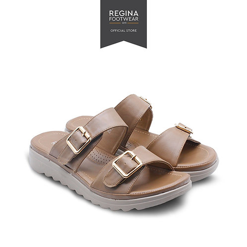 REGINA FOOTWEAR - Slipper Wedges Women DB187-033 Size 36/41