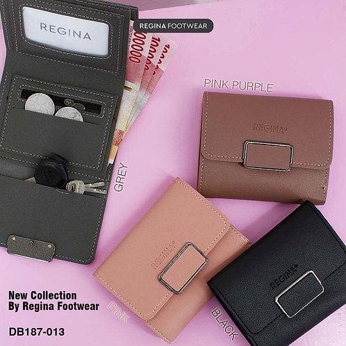 by REGINA Footwear - Dompet Wanita Lipat Serbaguna DB187-013