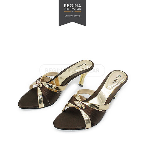 Beatrice Sandal Heels Wanita M 702 Hak 7 Cm - Size 36/40