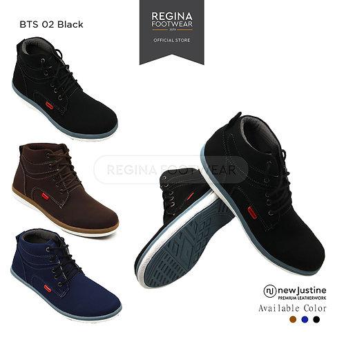 NEWJUSTINE Boots Man Shoes BTS 02