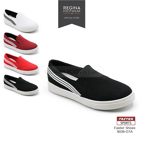FASTER Superstar Slip On Shoes 07A
