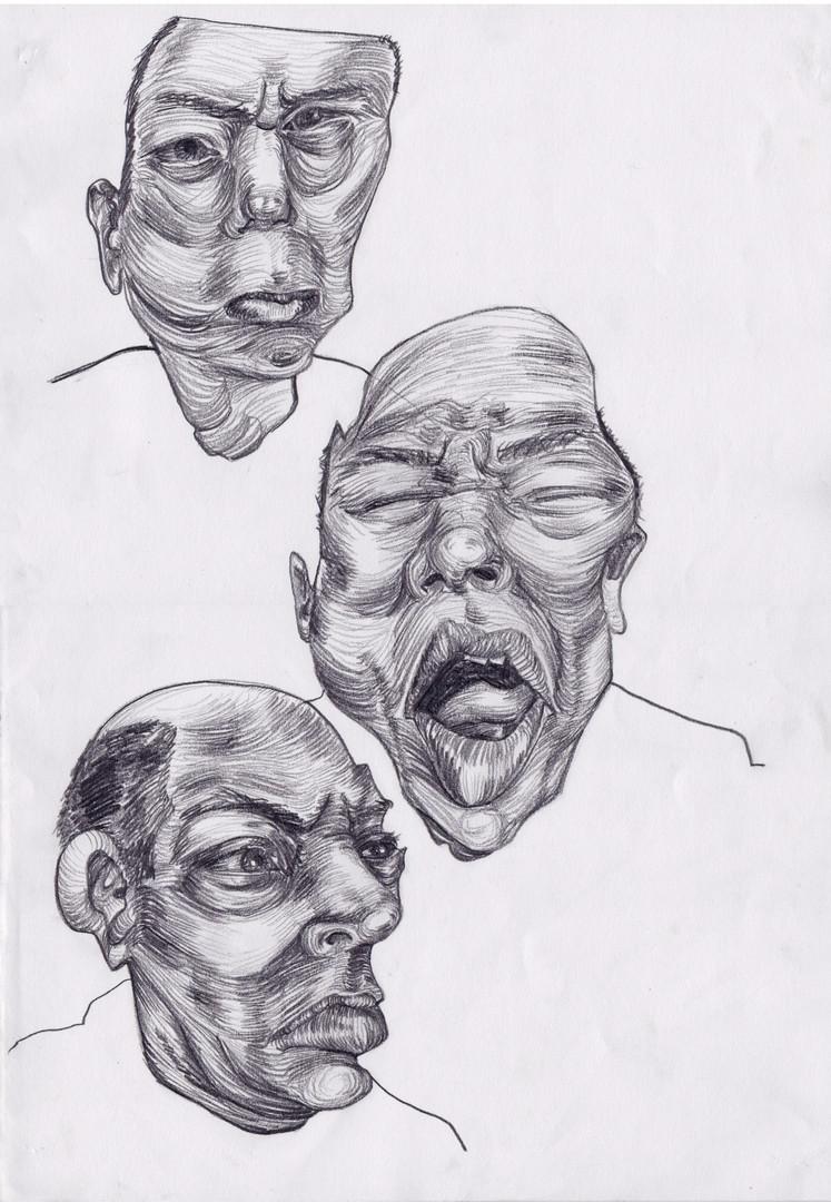 'Untitled Trio'