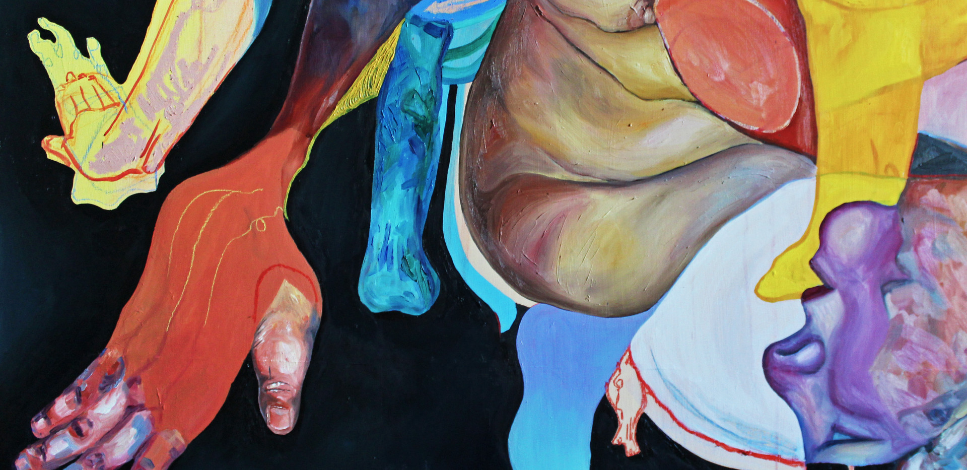 'Five Mouths, Twenty-Two Toes and One Navel'