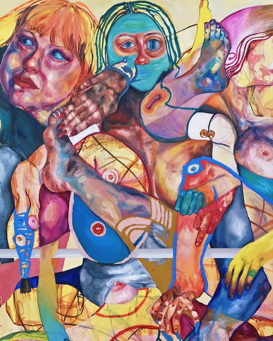 'Fourteen Nipples, Twelve Hands and Thirteen Eyes'