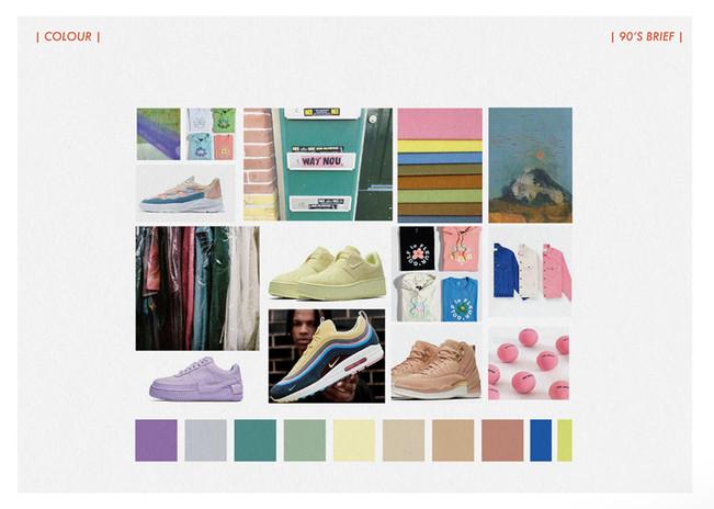 Peach Fuzz Material Concept for supra