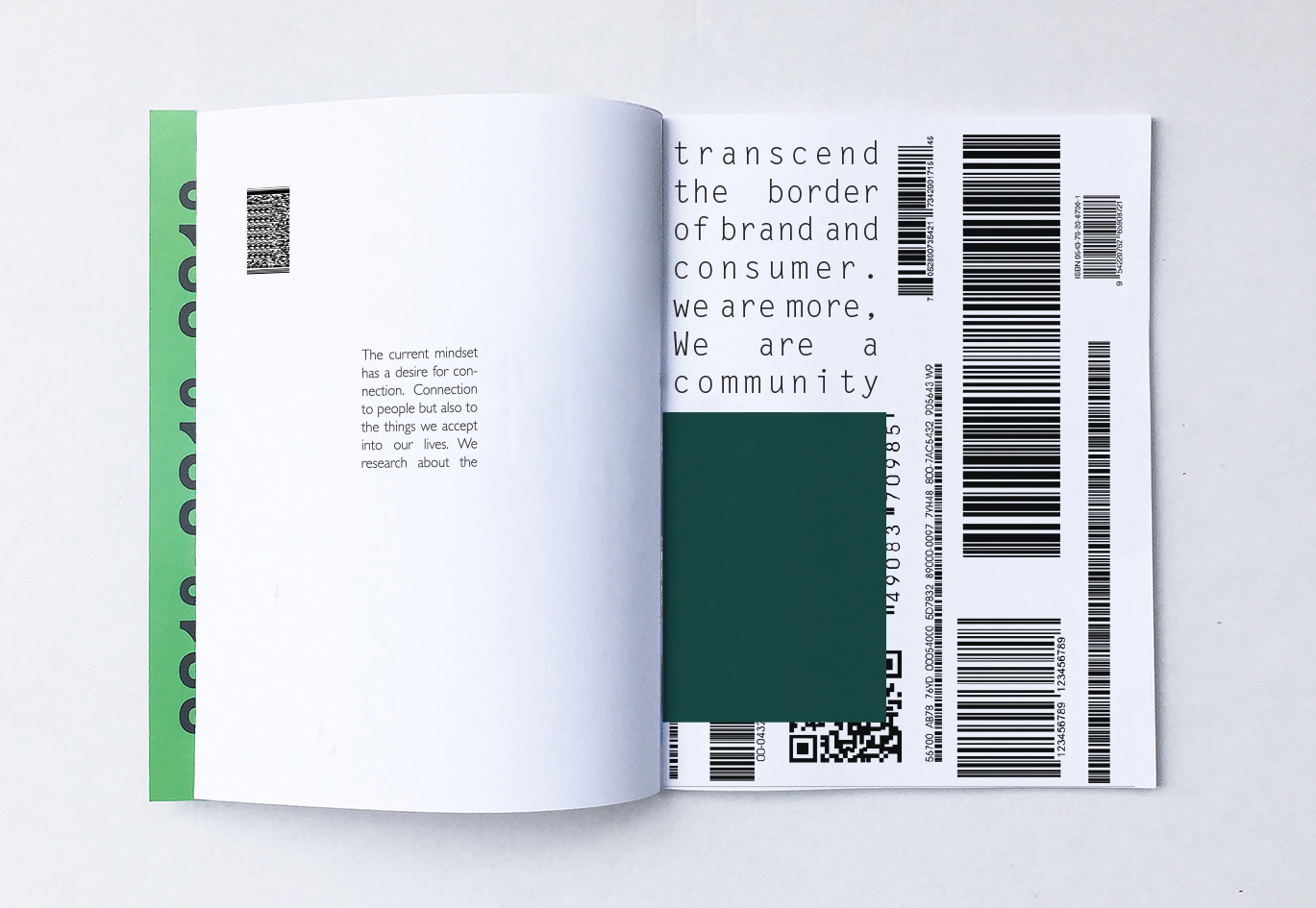 Brand Concept SS18 Daily Paper