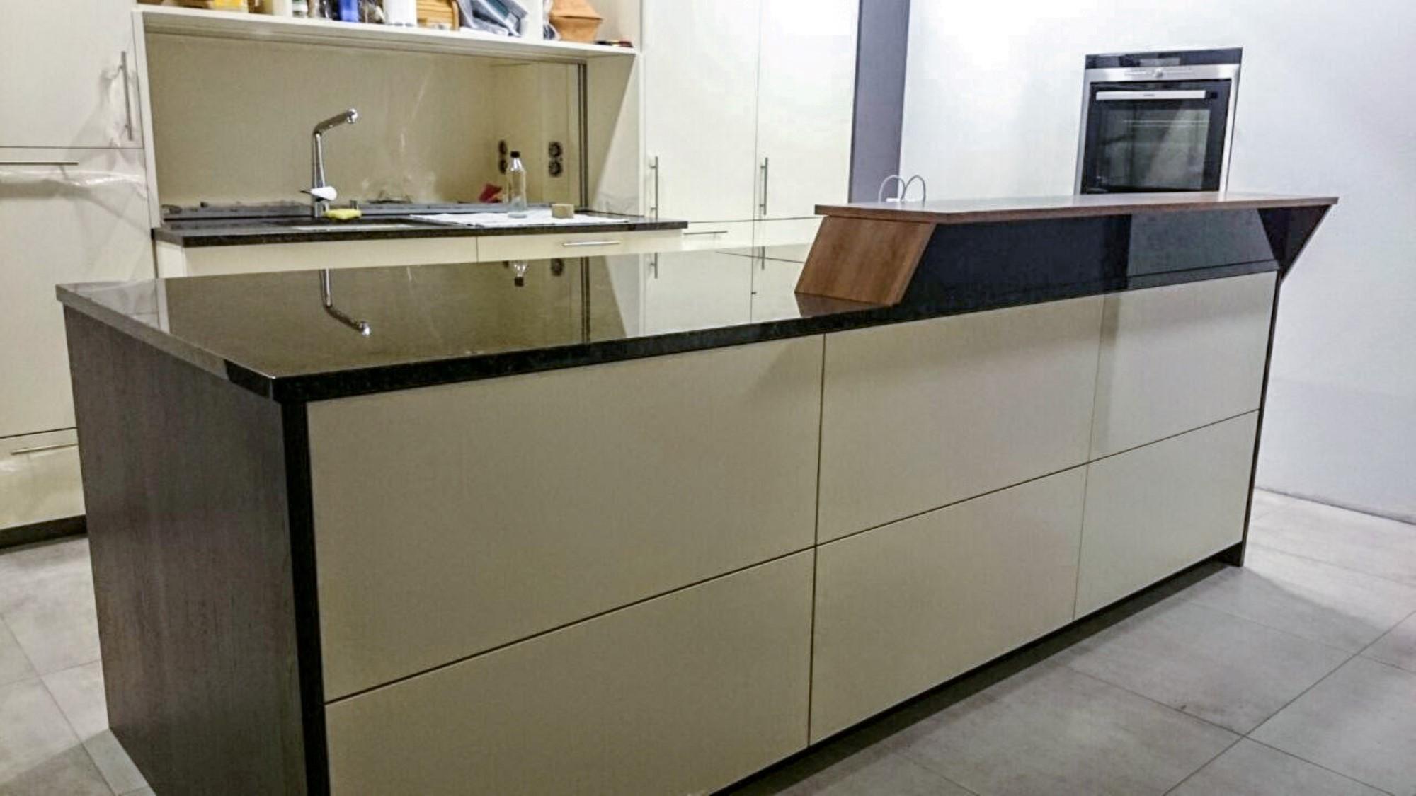 Küche modern Montage (26)
