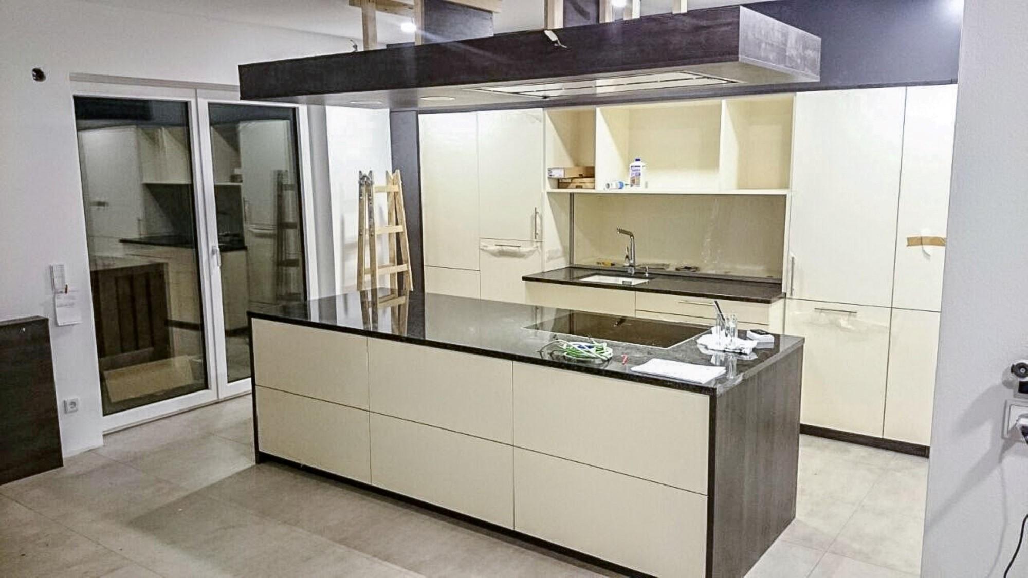 Küche modern Montage (24)