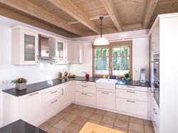 Landhaus Küche modern (1)