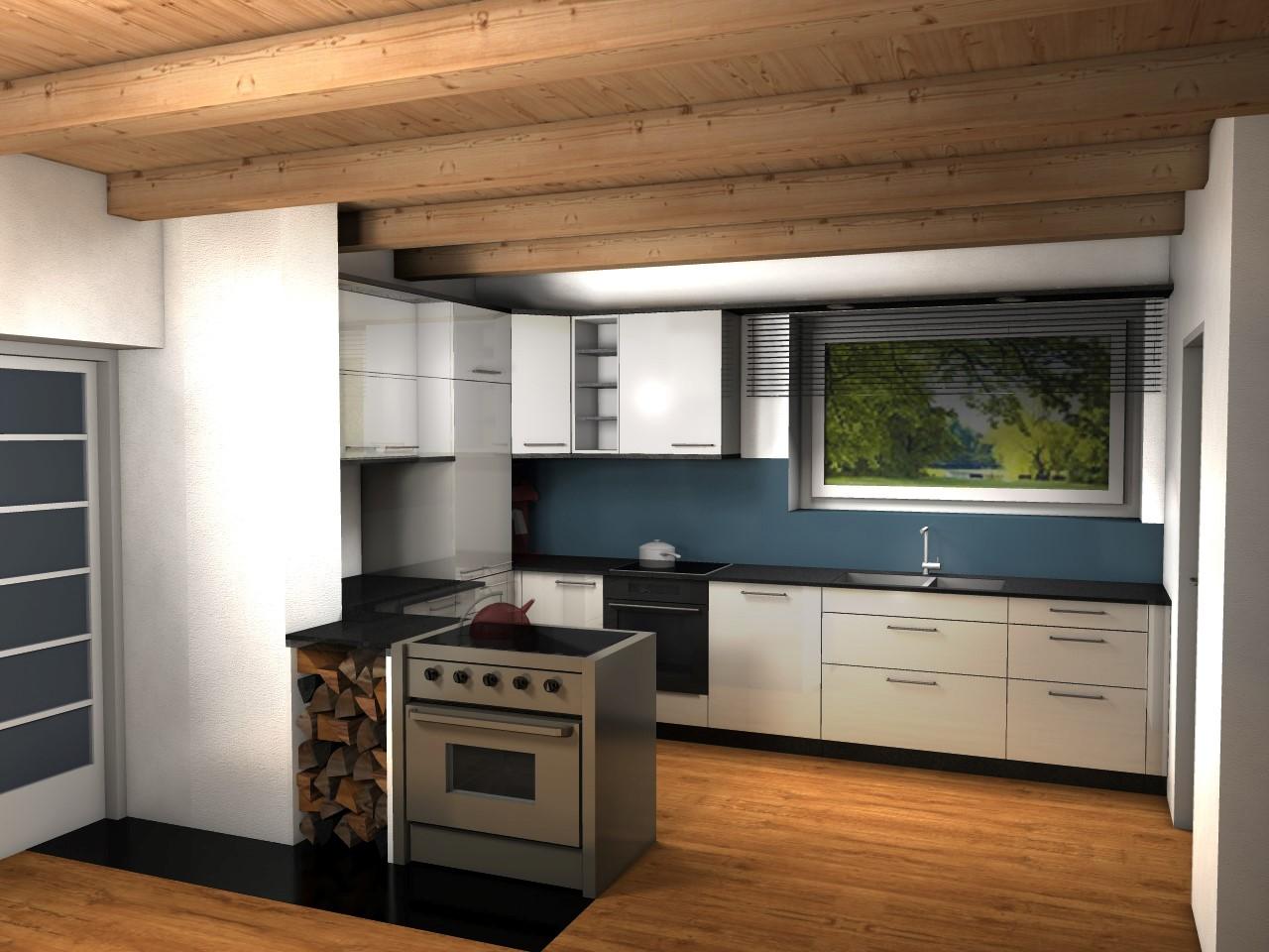 Einfache_Wohnküche_-_Holzofen