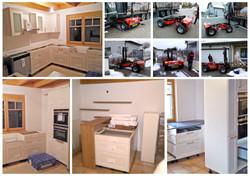 Landhausküche Montage (3)