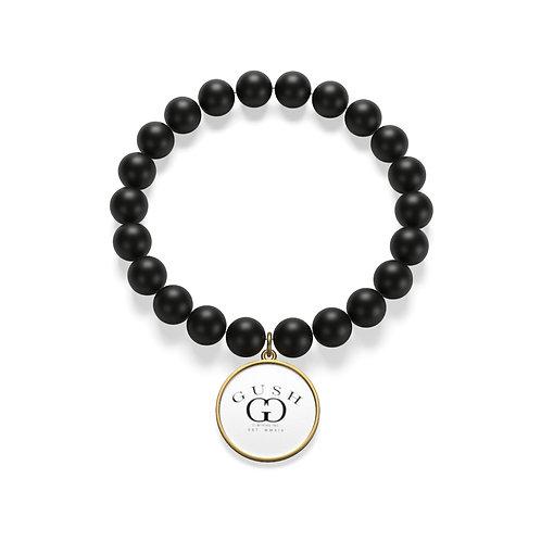 GUSH - Matte Onyx Bracelet
