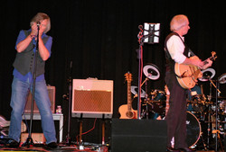 Reunion Donnie harmonica