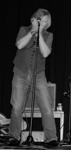 Reunion Donnie harmonica - Version 2