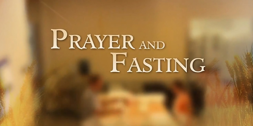 Day of Prayer & Fasting For Home Educating Families - December