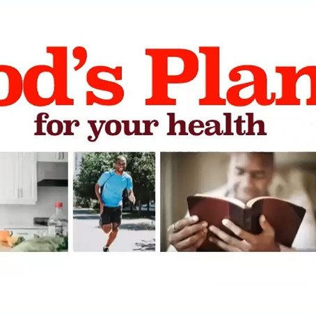 What is GODSPLAN For Your Health?