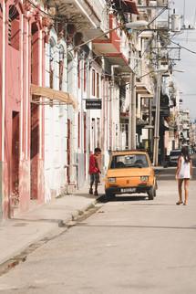 Cuba dreaming.