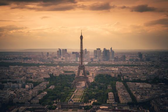 This is Paris.