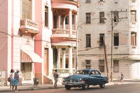 Street of Cuba.