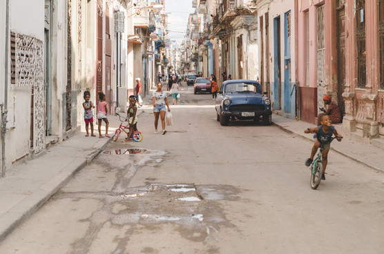 Joy of the street