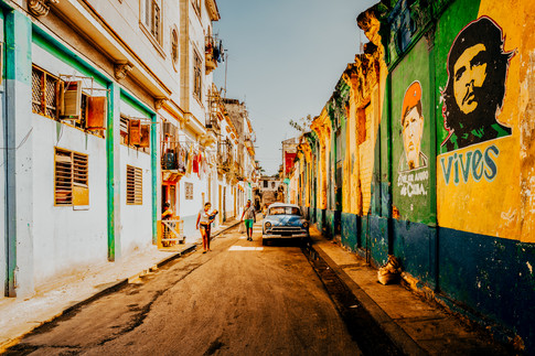 Lost in Havana.