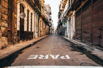 Street of Cuba