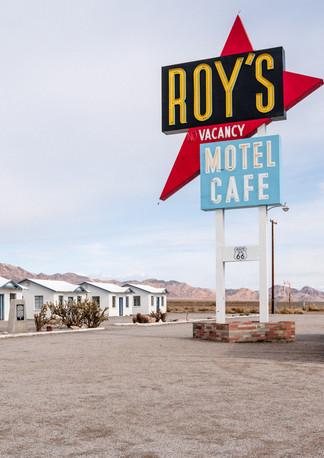 Roy's.