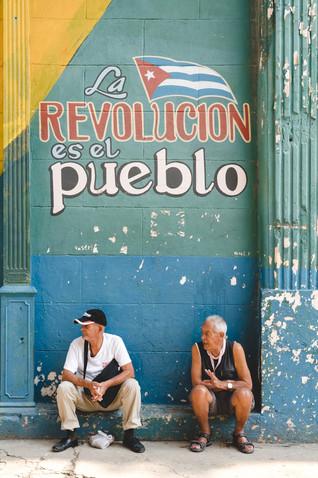 La revolucion es el pueblo