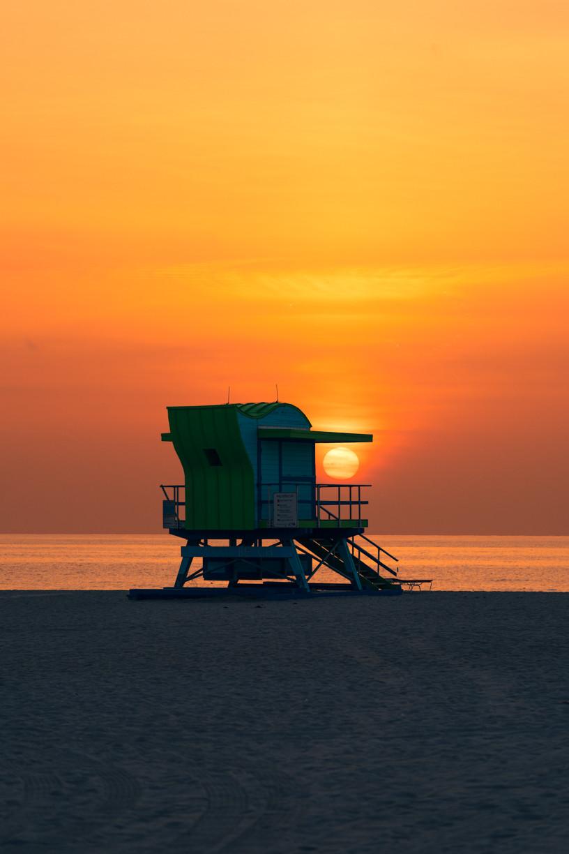 Sunset vision