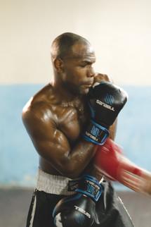 Fighter.
