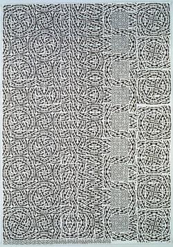 Large sumi drawing 3