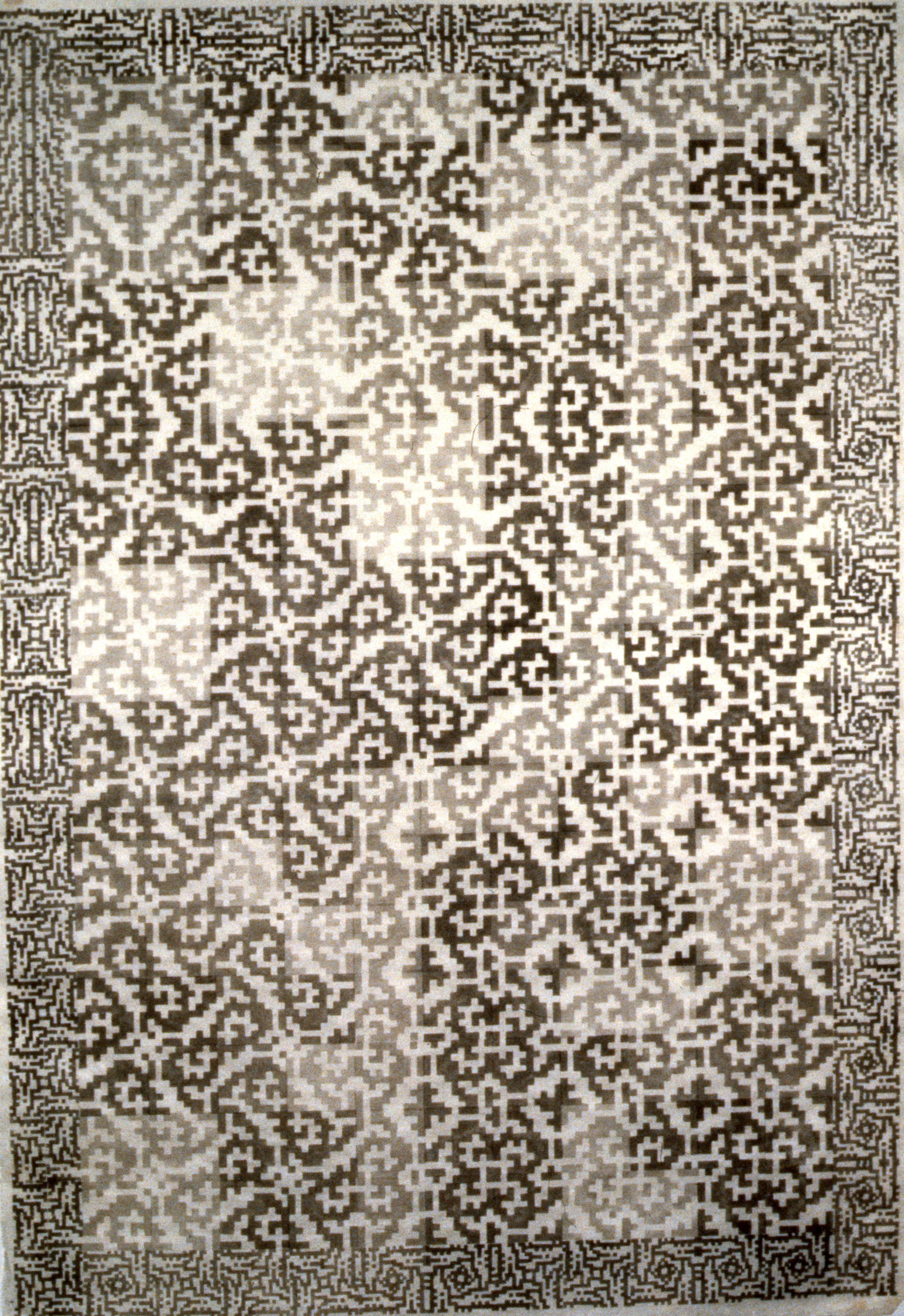 """Zephyr"" 1993 39-1/4x26-5/8"""