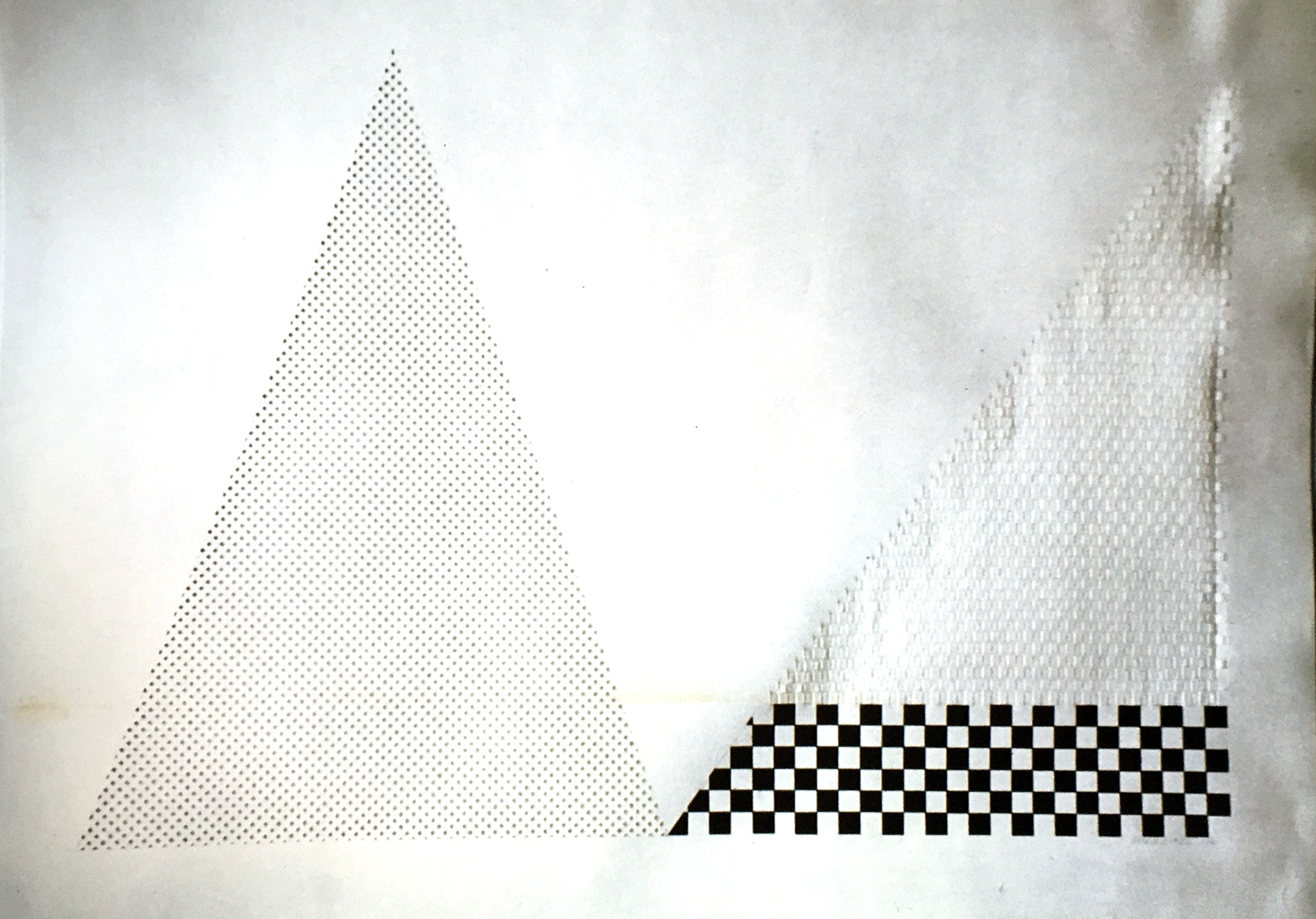 cut woven and graphie