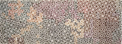 """Variation #3 1993 15x38-5/8"""""""