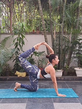 Yoga With Suchitra