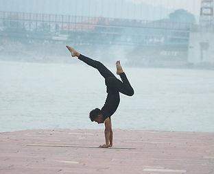 Basic to Intermediate Yoga