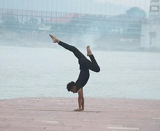 Beginner's Yoga by Mohit